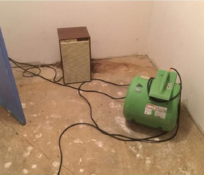 Commercial Water Damage in Bethel, Ohio After