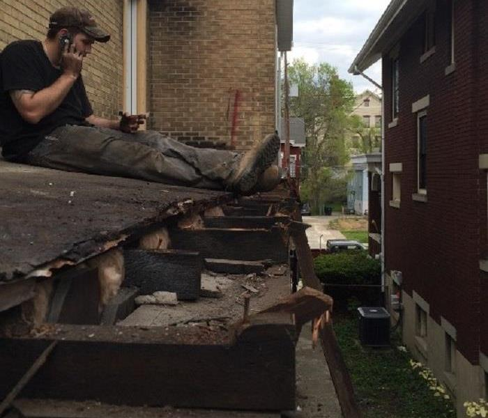 SERVPRO of Cincinnati East Cleans & Restores After Fire Damage