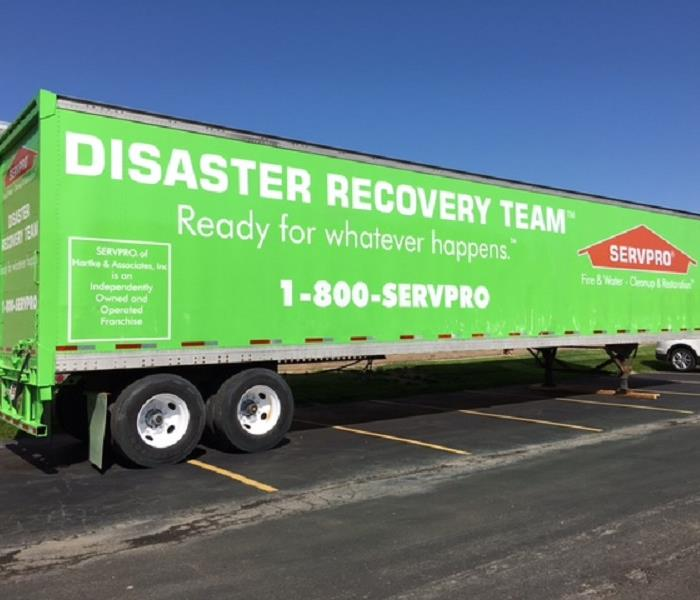 SERVPRO of Cincinnati East & The Disaster Recovery Team