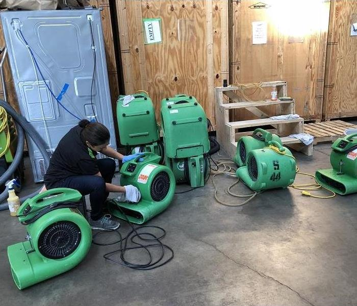Cleaning & Maintaining the Drying Equipment