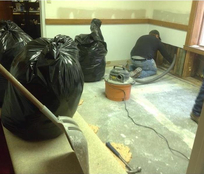 Water Damage in Amelia, Ohio