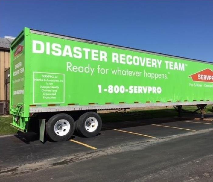 Storm Damage SERVPRO of Cincinnati East and the Disaster Recovery Team