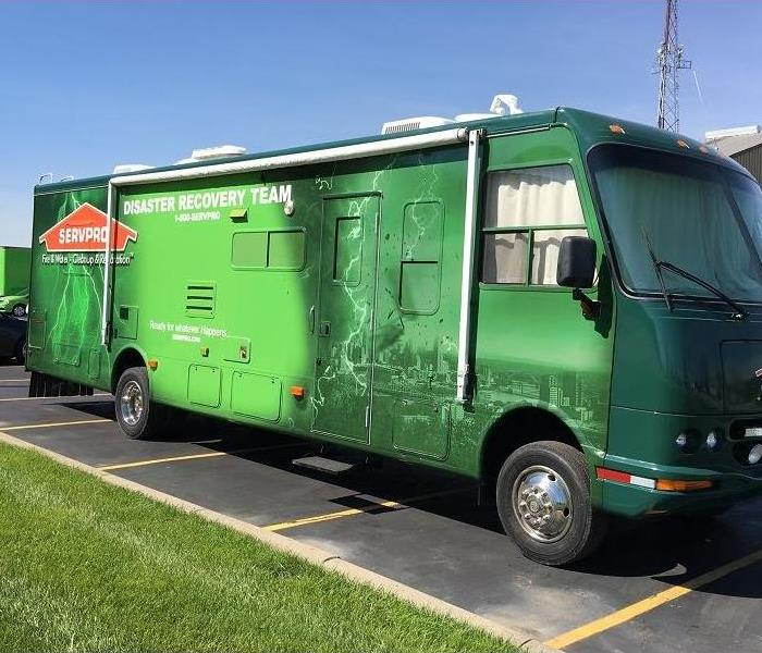 Storm Damage The SERVPRO Disaster Recovery Team Helps with Hurricane Relief