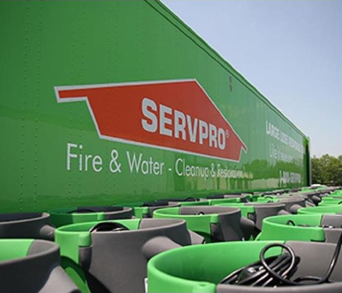 Water Damage SERVPRO of Cincinnati East Strives to Support the Community