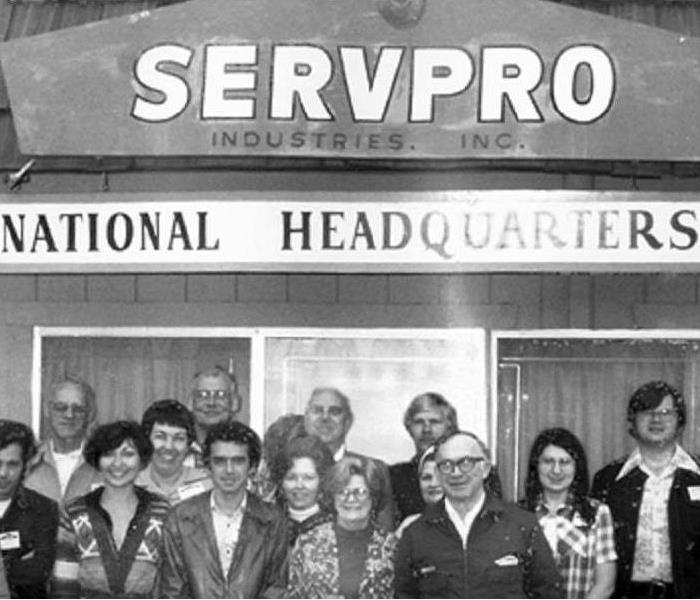 Commercial SERVPRO...Where It All Began