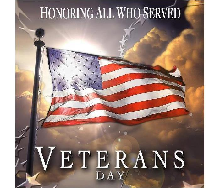 General Honor Our Veterans on November 11th